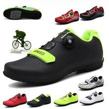 Chaussures de cyclisme sapatilha ciclismo vtt hommes baskets femmes VTT chaussures autobloquantes superstar chaussures de vélo originales