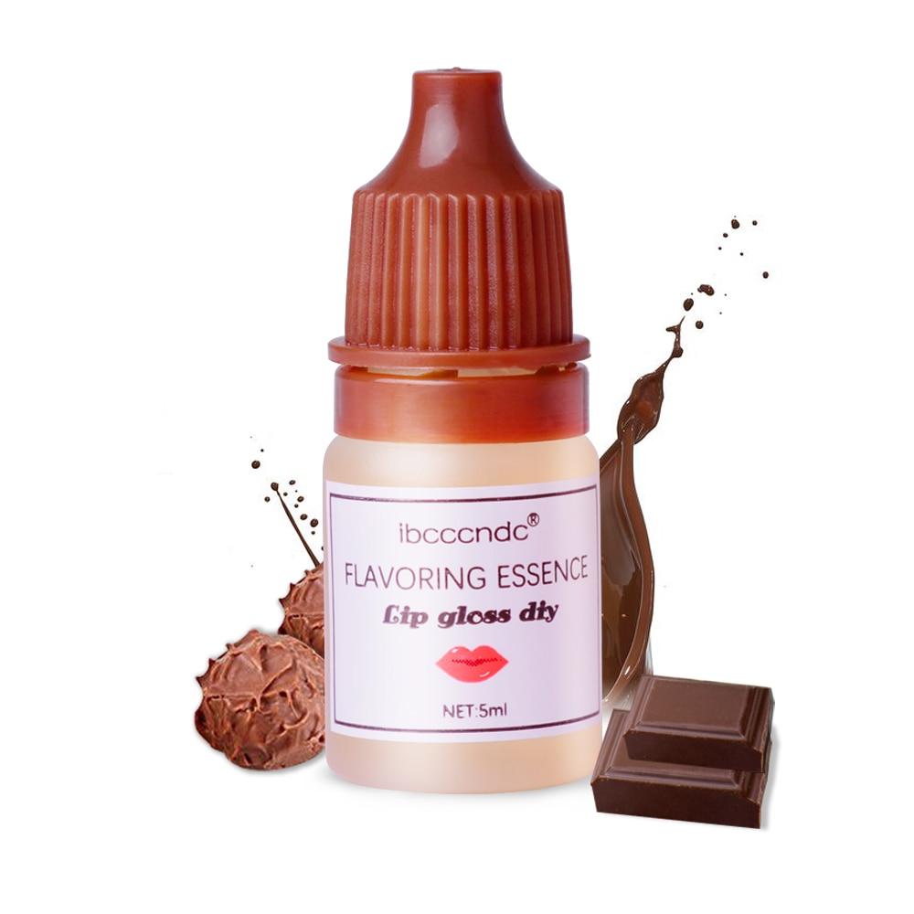 Esencia de sabor Natural de Chocolate, hecho a mano brillo labial cosmético,...