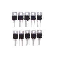 10 pièces/lot L7805CV L7805 7805 LM7805 régulateur de tension 5 V Circuit électronique trois bornes régulateur de tension nouveau