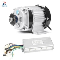 48v 60v electric tricycles vehicles brushless motor conversion kit 350w 500w 750w controller engine for electric motorcycles