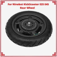 e25 e45 rear wheel hub parts for ninebot kickscooter e25 e45 electric scooter dc 36v rear wheel hub kit accessories replacement