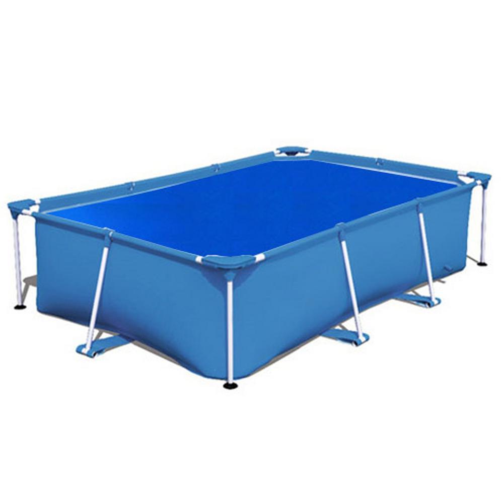 Прямоугольный чехол для бассейна, теплоизоляционная пленка из ткани Оксфорд, пылезащитный чехол для бассейна, аксессуары для бассейна, игр...