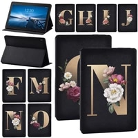 tablet case for lenovo tab m10tab e10tab m10 plus leather case cover free stylus