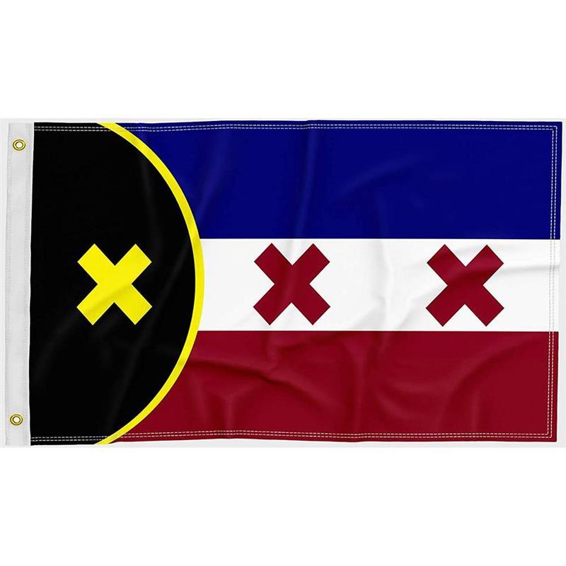 90x150cm Premium Flag for Lmanburg Flag Double Sided Printed Polyester L'Manberg Flag Indoor Outdoor Banner Decoration недорого
