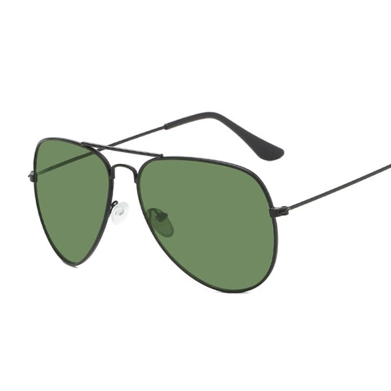 Classic Pilot Sunglasses Women Fashion Brand Designer Sun Glasses Male Mans Colorful Mirror Aviation