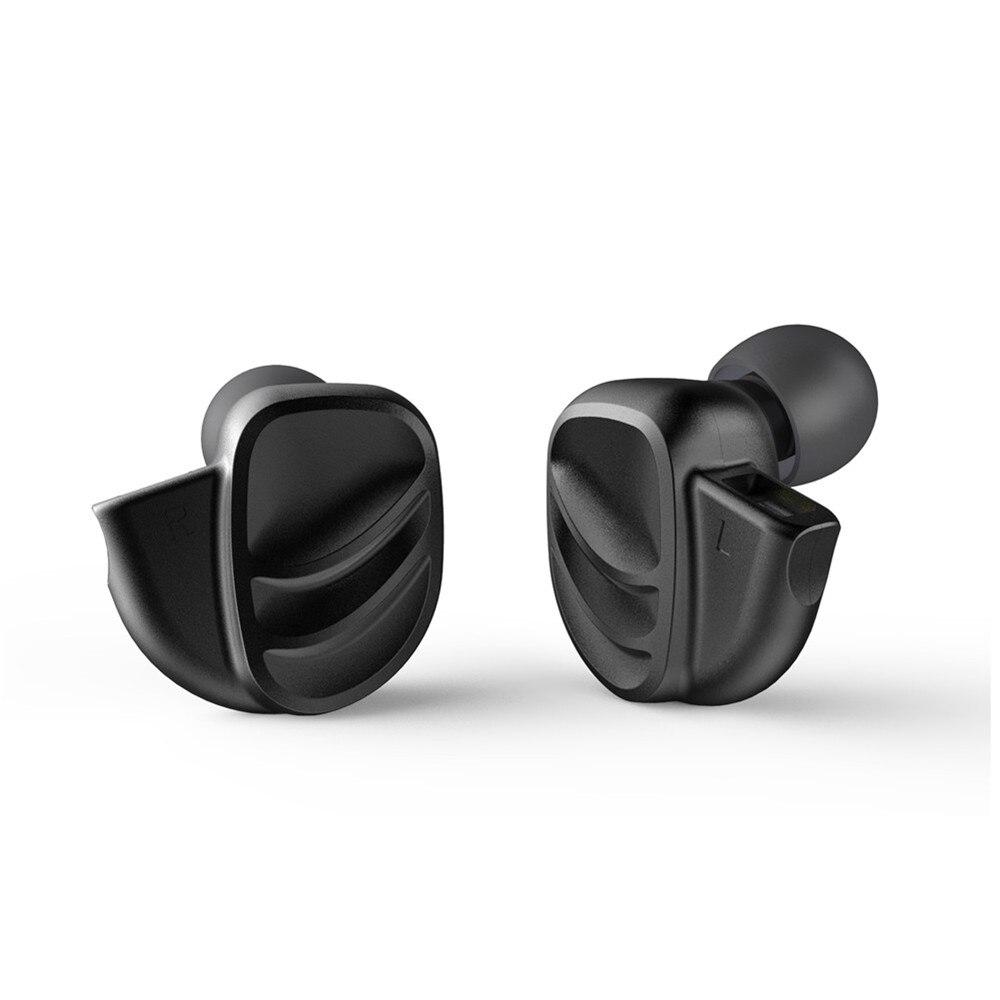 BQEYZ KC2 2BA + 2DD híbrido en auriculares Auriculares auriculares