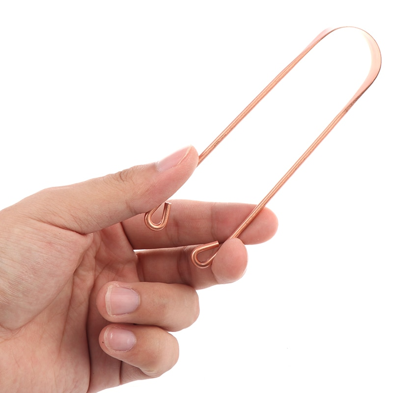 Скребок TongueToothbrush для свежего дыхания с покрытием, инструменты для гигиены полости рта, 1 шт.