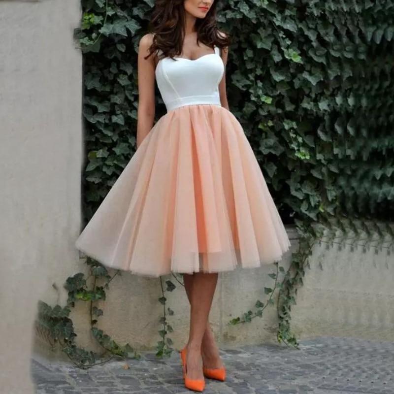 Womens Lace Patchwork Chiffon Dress Sleeveless Fashion Formal Ball Gown Prom Bridesmaid Short Tutu Dresses