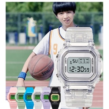 2021 New Children Watches Cute Kids Watches Sports Watch for Girls Boys Girls Rubber Student's Digit