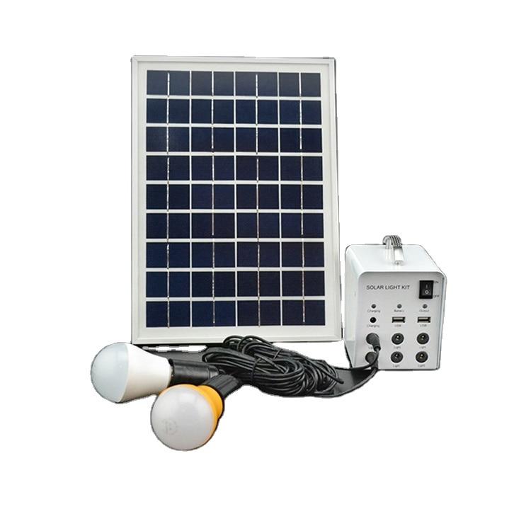 Longlife power bank portable solar battery generator energy storage mobile power supply 12V 24AH enlarge