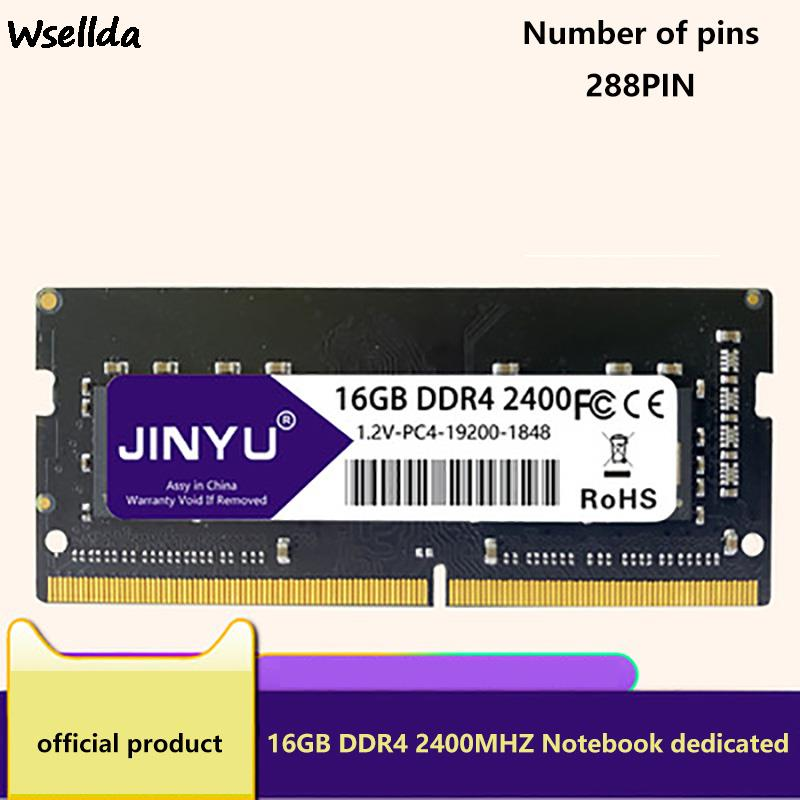Notebook Memory Is Fully Compatible With DDR4 16GB 2400MHz Memory 2666MHz Notebook Computer Memory DDR3 RAM Notebook Computer