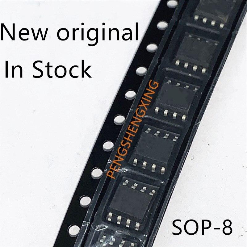 10 Stks/partij AT24C16 AT24C16BN-SH-T 16B 16B1 SOP8 Nieuwe Originele Spot Hot Koop