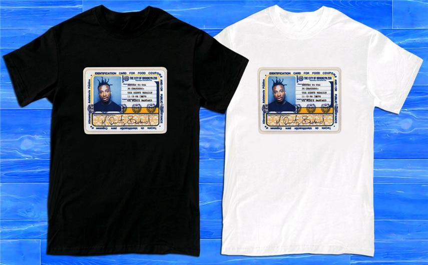 Camiseta con Logo de Hip Hop para hombre, camiseta Popular sin etiqueta...