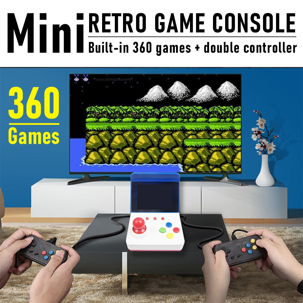 console-di-gioco-classica-nostalgia-video-retro-playstation-mini-plug-play-giochi-portatili-integrati-620-fc-ideali-per-la-famiglia
