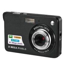 2100W Digital Camera High-Definition Camera 720P Photo and Video One Machine Home Camera