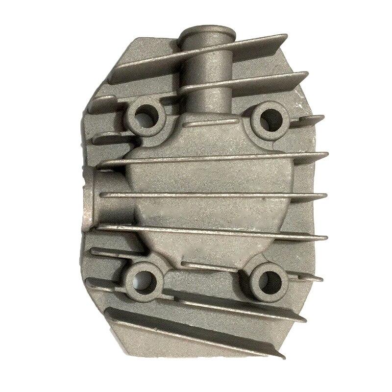 Accesorios de compresor de aire pistón motor cilindro Montaje bomba de aire cabeza