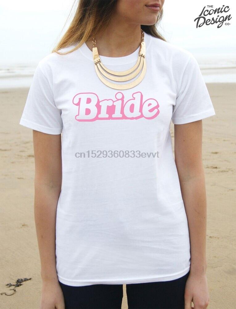 Novia Rosa camiseta Top boda despedida de soltera regalo casado para ser señora Wifey