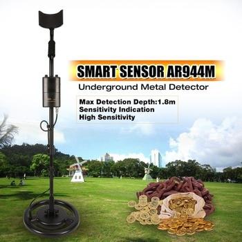 ar944m gold diamond detector  ar 944 searching machine underground metal detector scanner tester long range depth kit gem AR944