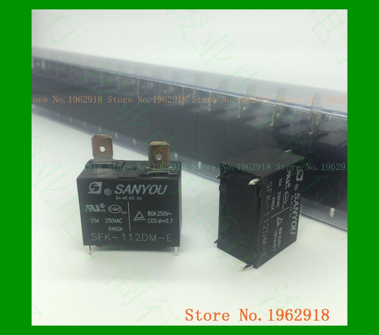 SFK-112DM 25A 80A G4A-1A-E/JQX-102F