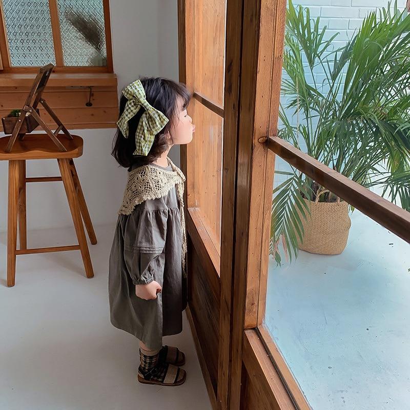 Princess long sleeved women's wear, girls' fashion, autumn 2021 enlarge