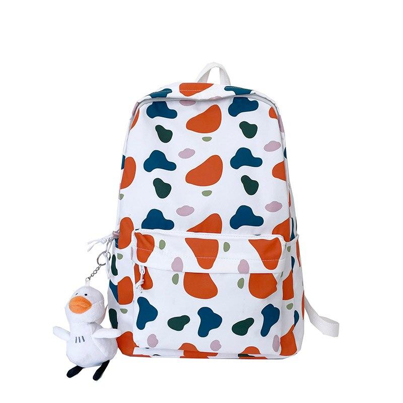 Популярные брендовые рюкзаки, высококачественные водонепроницаемые нейлоновые рюкзаки, вместительная сумка для отдыха или путешествий, с...