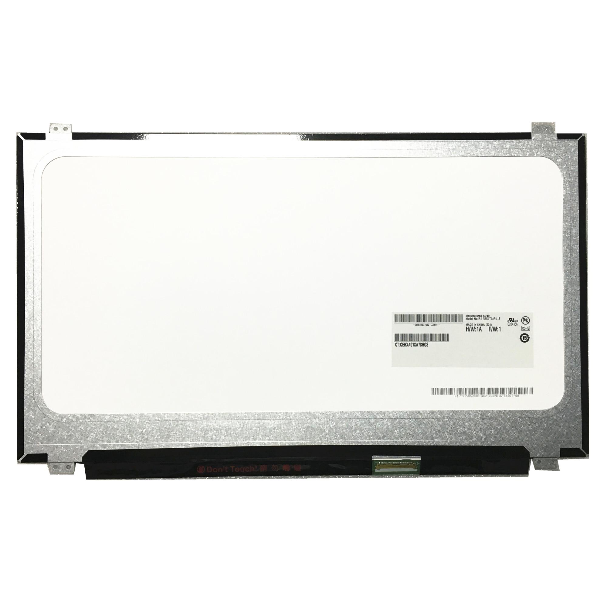 Envío Gratis, B156XTN04.2 B156XTN04.3 LP156WHB TLA1 lp156wb TLB1 TLC1 NT156WHM N10 N156BGE-L31, pantalla Lcd, 1366x768 LVDS, 40 pines