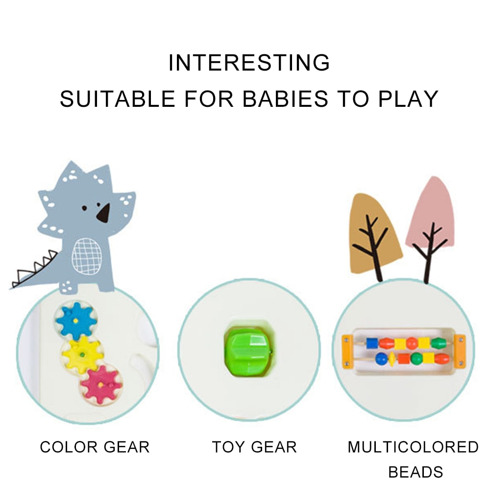 Indoor Baby Playpens Outdoor Games Fencing Children Play Fence Safety Kids Activity Gear Environmental Protection HDPE Play Yard enlarge