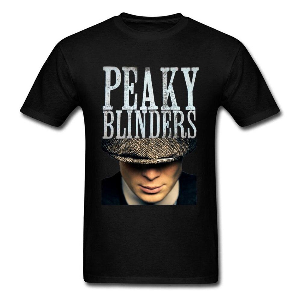 Camiseta con estampado 3D de Peaky Blinders para hombre de camisa de...