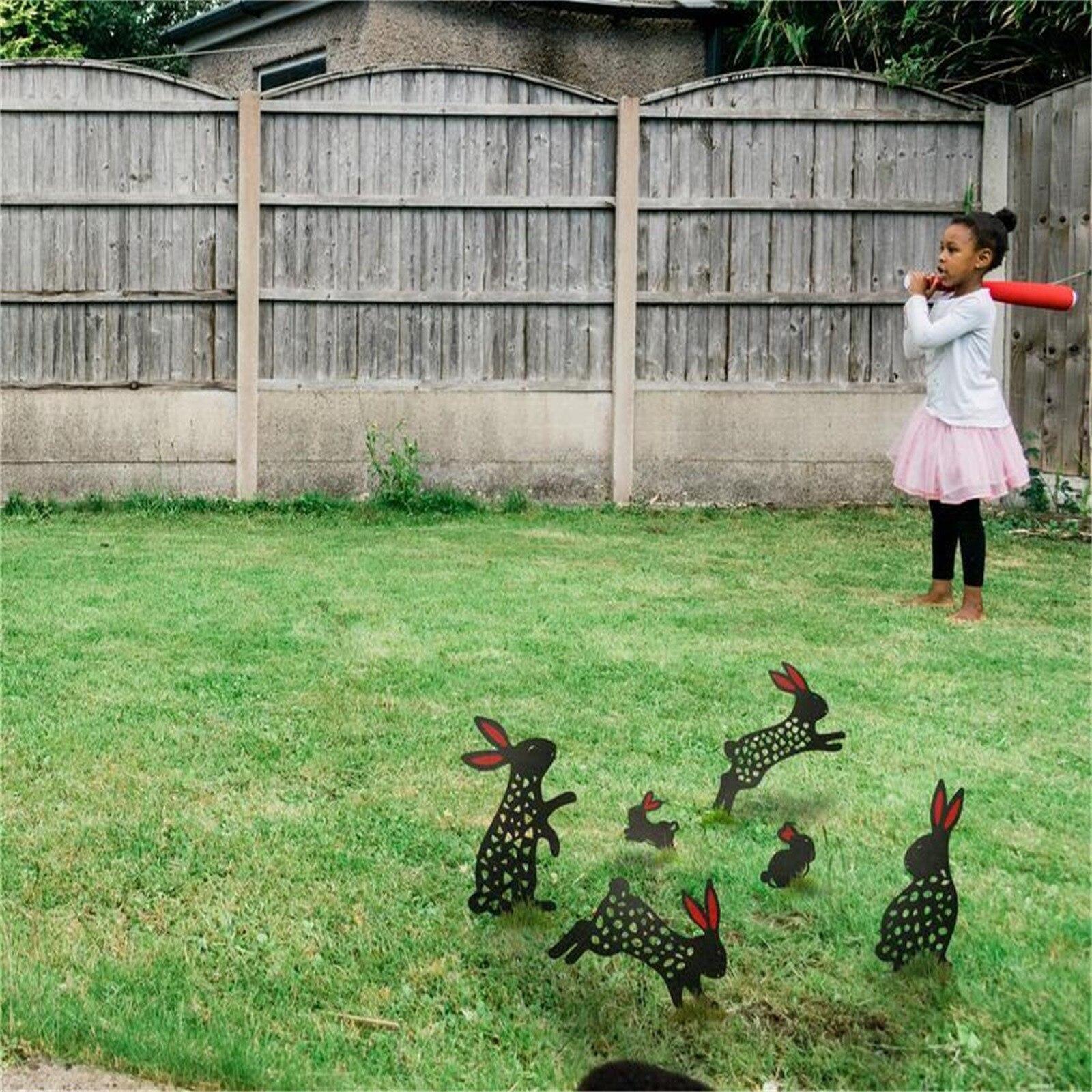 لتقوم بها بنفسك فن المعادن تكيلا ريفي النحت حديقة ساحة النحت ديكور المنزل الأرنب حديقة تسجيل الديكور في الهواء الطلق حديقة الديكور