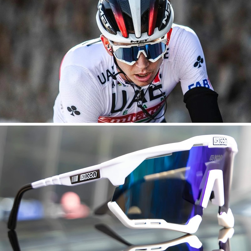 2021 New Men's Cycling Sunglasses MTB Road Bike Sports Glasses For Women Polarized Fishing Eyewear B