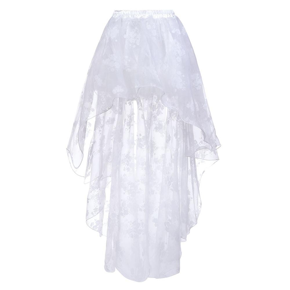Vestido longo de renda feminino, corset para baile