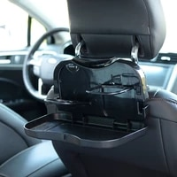car seat cup holder box car dining table folding pallet car back seat dish dining table car water cup holder shelf drink holder