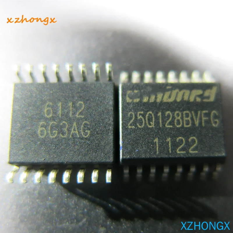 W25Q128BVFG W25Q128FVFG SOP16