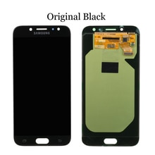 Pantalla Original AMOLED para samsung J7 Pro LCD pantalla táctil para SAMSUNG J730 J730F J7 Pro LCD reemplazo de pantalla