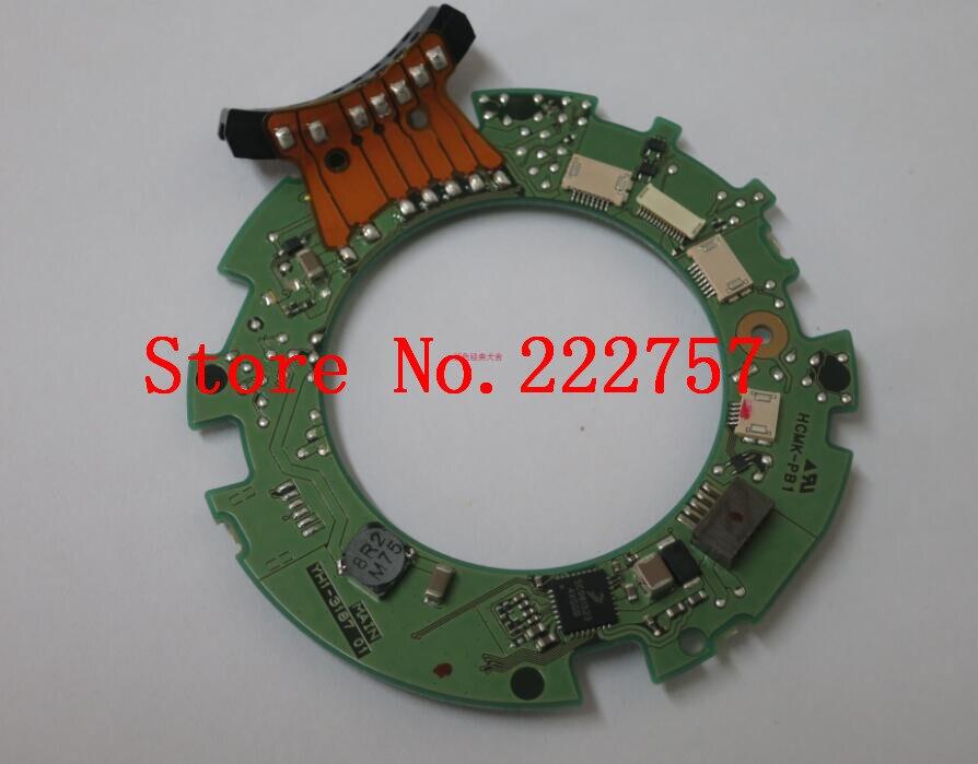 إصلاح أجزاء لكانون EF 11-24 مللي متر F/4 L USM عدسة اللوحة الرئيسية اللوحة الرئيسية PCB Ass'y YG2-3450-000