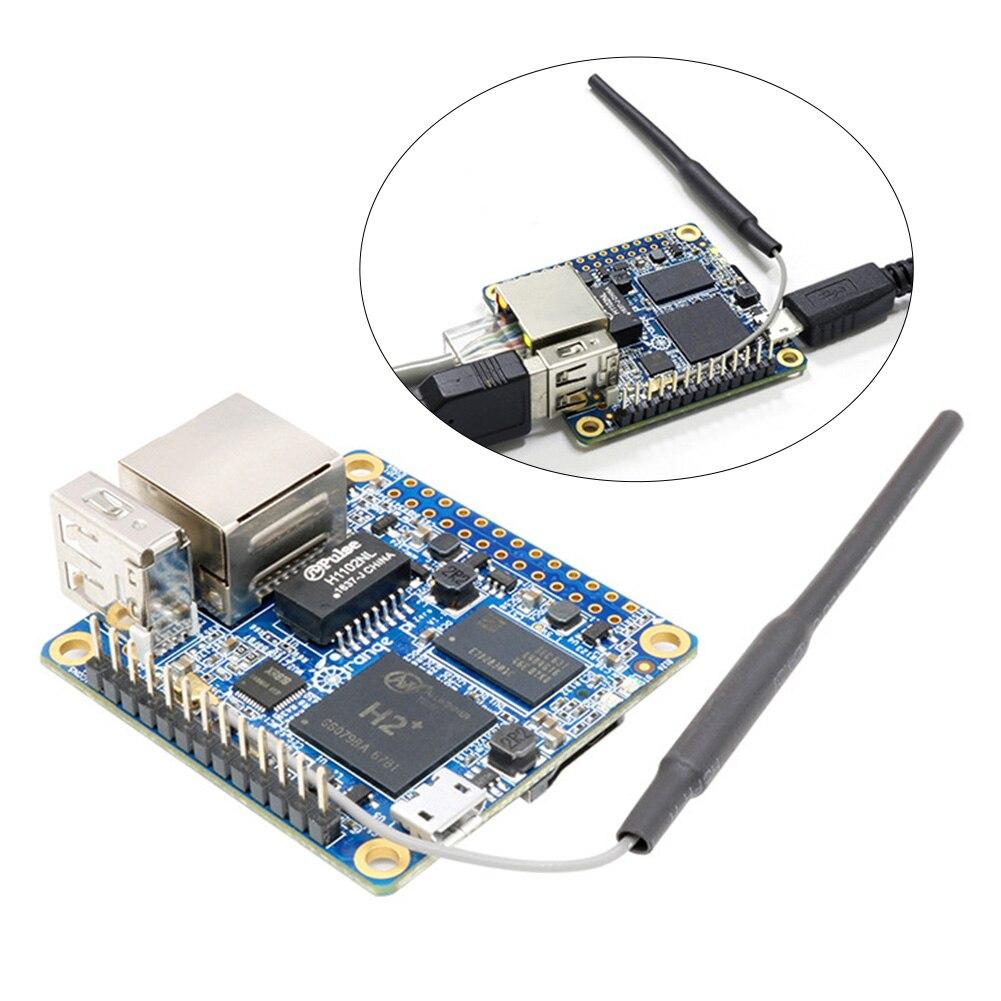 Orange Pi Null H2 Mit WiFi Antenne 256MB 512MB Hohe Leistung Büro Quad Core-Development Board Integrierte Für raspberry Pi