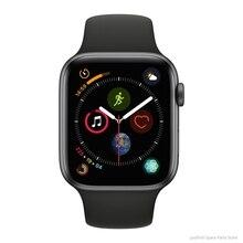 Apple Watch 4 시리즈 4 LTE 40mm 44mm SportBand 스마트 워치 2 심박수 센서 ECG Fallen Detect Activity 트랙 운동