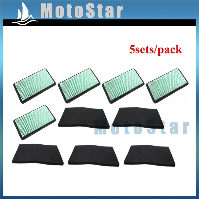 Filtro de aire para Honda 17218-Z0A-810 GCV530 GCV530U GX440IU GXV530 GXV530U