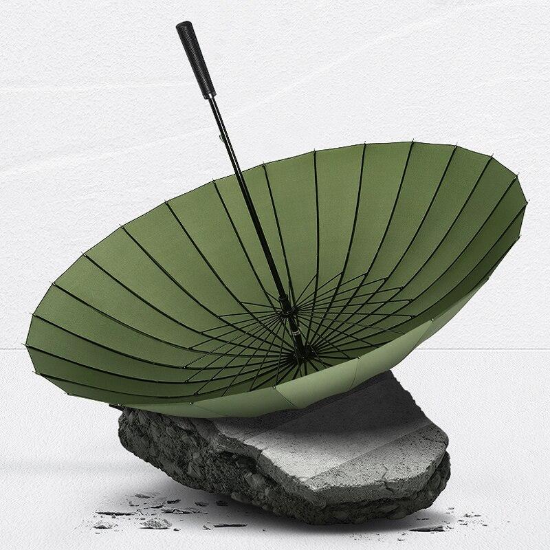 Double Layer Golf Umbrella Men Waterproof Portable Outdoor Luxury Blue Large Umbrella Business Paraguas Rain Gear DA60YS enlarge