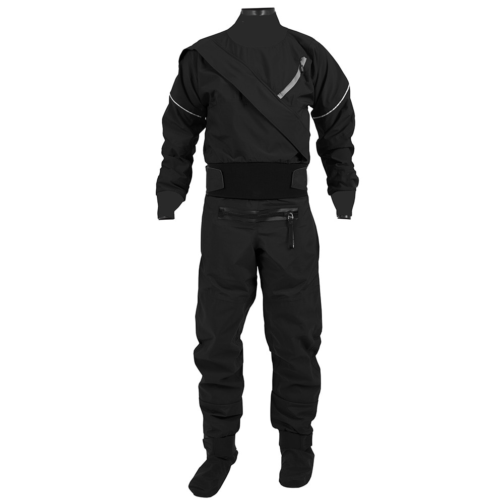 Kayaking Dry Suit 3 Layers Waterproof Material DM17 Outdoor Wading Sports Paddling Strokes Drysuits