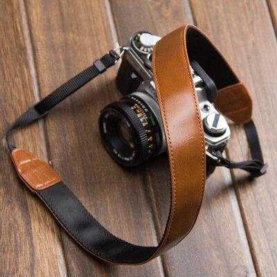 Banda para Leica Câmera Ombro Pescoço Correias Cinto Dslr Cinta M10 p Fuji Xt10 Xt20 Xt30 Xt3 X100v Rx100 Ricoh gr Gr3 Nikon z6 z7