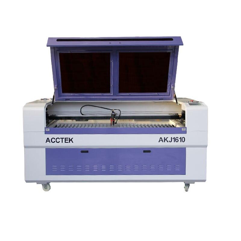 ماكينة نقش أختام بالليزر Acctek 1610 بسعر منخفض للخشب mdf نقش