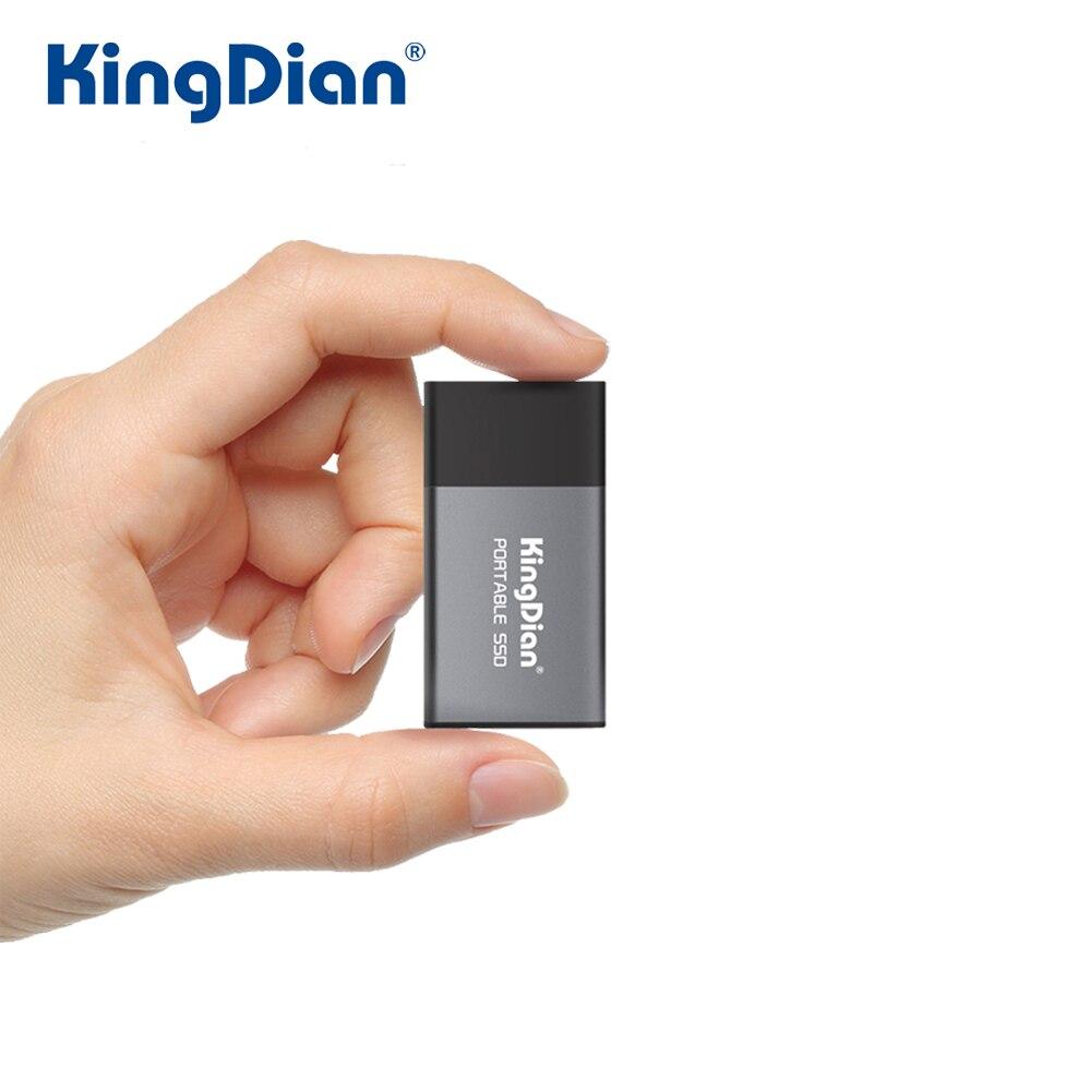 KingDian وسيط تخزين ذو حالة ثابتة/ القرص الصلب 120gb 250gb 500gb 1 تيرا بايت 2 تيرا بايت محرك أقراص الحالة الصلبة الخارجية
