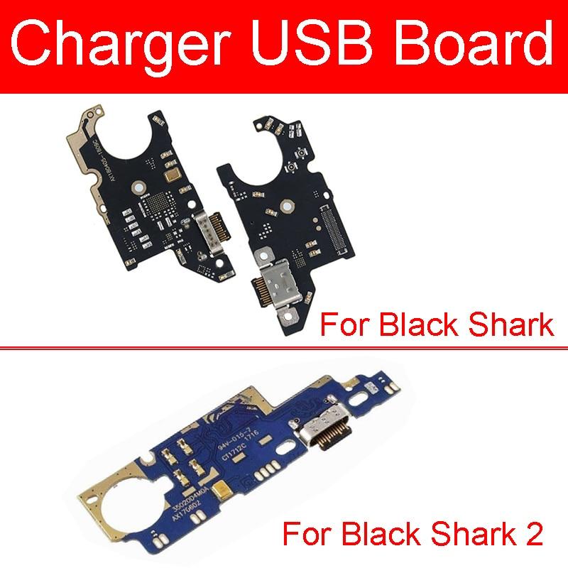 Usb Ladegerät Board Für Xiaomi Schwarz Shark Blackshark Skr-a0 2 USB Lade Jack Port Connector Board Flex Kabel Telefon Reparatur