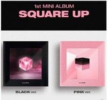 [MYKPOP]~100% OFFICIAL ORIGINAL~ BLACKPINK MINI 1 SQUARE UP Album Set CD+Photo Book KPOP Fans Collection SA19081303