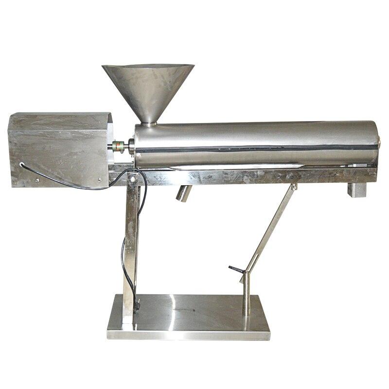 Nova multifuncional máquina de polimento cápsula dura automática pó pílula polisher máquina 220 v 180 w 1 pc