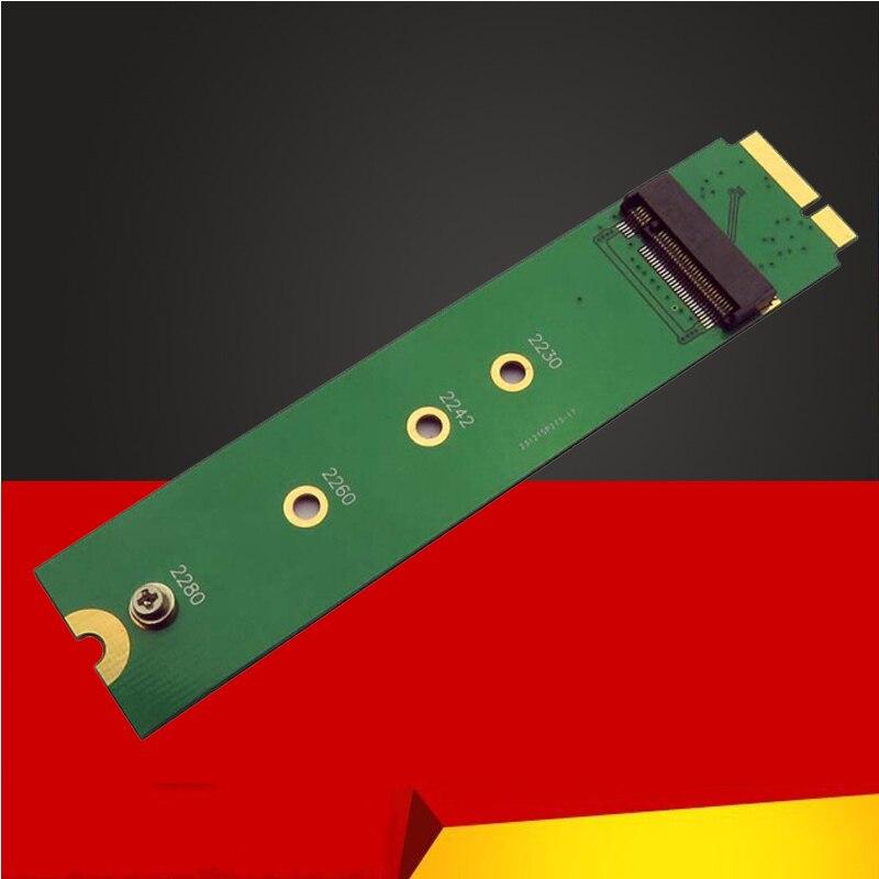 Nuevo 128GB 256GB 512GB 1TB SSD para 2012 Macbook aire A1465 A1466 Md231 Md232 Md223 Md224 M2 NGFF SSD para MAC para Apple SSD adaptador