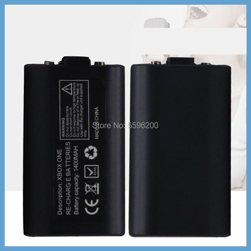1400mAh batería recargable de polímero de litio paquete para Microsoft XBOX un...