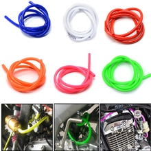 Motorcycle Fuel Gas Oil Tube Hose Line Petrol Pipe for HONDA CB919 CBR 600 F2 F3 F4 F4i CBR900RR NC700 S X VTX1300