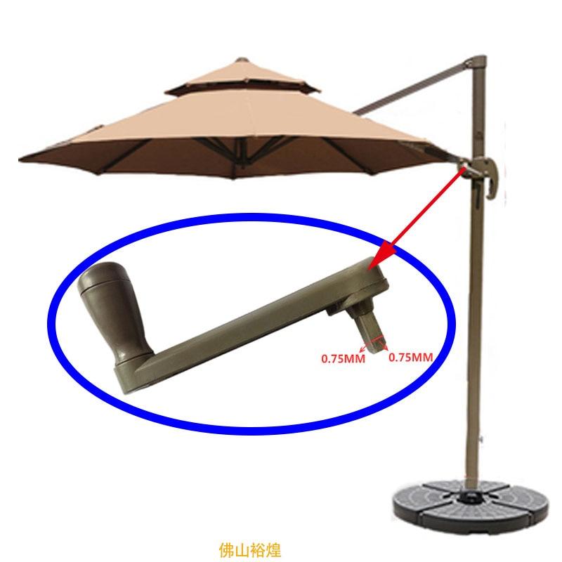 Roman umbrella rocker accessory set enlarge